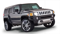 2007 Hummer H3 Picture Gallery