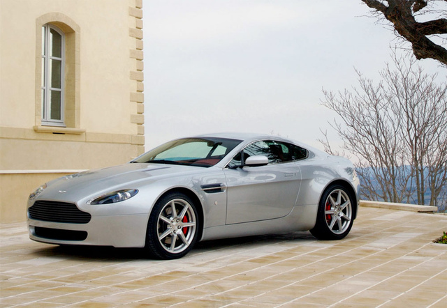Picture of 2006 Aston Martin V8 Vantage Coupe RWD, exterior, gallery_worthy
