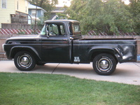1962 Ford F-100 Overview