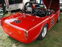 1963 Triumph TR4 Overview
