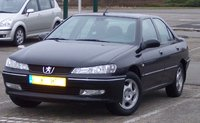 Picture of 2000 Peugeot 406, exterior