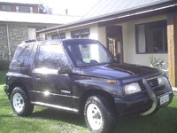Picture of 1999 Suzuki Vitara 2 Dr JX 1.6 4WD Convertible, exterior, gallery_worthy
