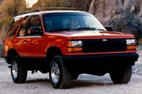 1991 Ford Explorer 2 Dr XL 4WD SUV picture, exterior