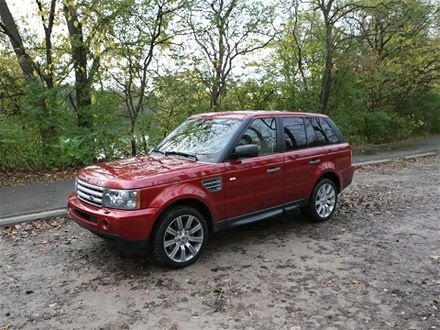 Picture of 2007 Land Rover Range Rover Sport