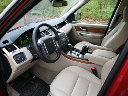 2009 Land Rover Range Rover Sport