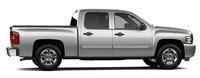2009 Chevrolet Silverado Hybrid, exterior, manufacturer