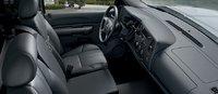 2009 Chevrolet Silverado Hybrid, Front seat area, interior, manufacturer