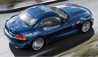2009 BMW Z4 sDrive35i, 2009 BMW Z4, exterior, manufacturer