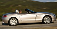 2009 BMW Z4 sDrive35i, side view, exterior, manufacturer