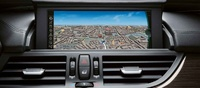 2009 BMW Z4, navigation screen, manufacturer, interior