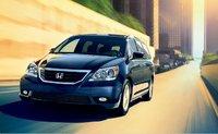 2010 Honda Odyssey, front view, exterior, manufacturer