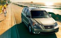 2010 Honda Odyssey, 2010 Honda Odysssey, exterior, manufacturer