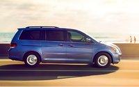 2010 Honda Odyssey, side view , exterior, manufacturer