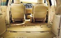 2010 Honda Odyssey, trunk space, interior, manufacturer