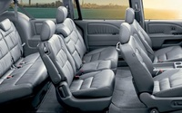 2010 Honda Odyssey, seating , manufacturer, interior
