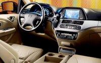 2010 Honda Odyssey, dashboard, interior, manufacturer