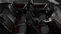 2010 Mazda MAZDASPEED3, seating , manufacturer, interior