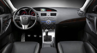 2010 Mazda MAZDASPEED3, dashboard, manufacturer, interior