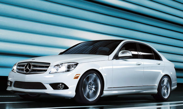 2010 mercedes benz c class overview cargurus for Average insurance cost for mercedes benz c300