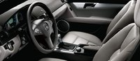 2010 Mercedes-Benz C-Class, seating, interior, manufacturer