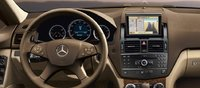 2010 Mercedes-Benz C-Class, dashboard, interior, manufacturer
