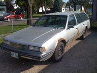 Picture of 1989 Chevrolet Celebrity, exterior