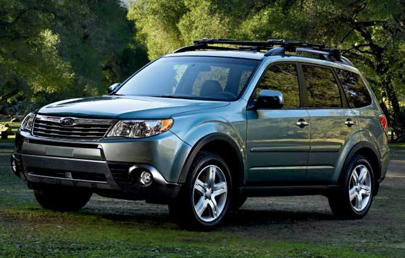 2010 Subaru Forester Review Cargurus
