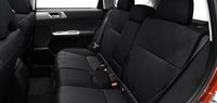 2010 Subaru Forester, back seats , interior, manufacturer