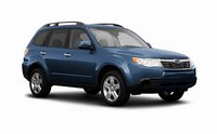2010 Subaru Forester Overview