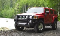 2008 Hummer H3 Picture Gallery