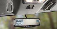 2010 Hummer H3T, rearview mirror, interior, manufacturer