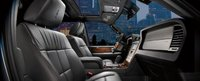 2010 Lincoln Navigator, front seating , manufacturer, interior