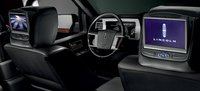 2010 Lincoln Navigator, Screens, interior, manufacturer