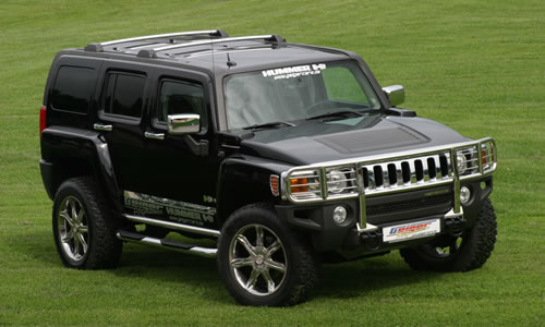 Picture of 2009 Hummer H3 Luxury, exterior, gallery_worthy