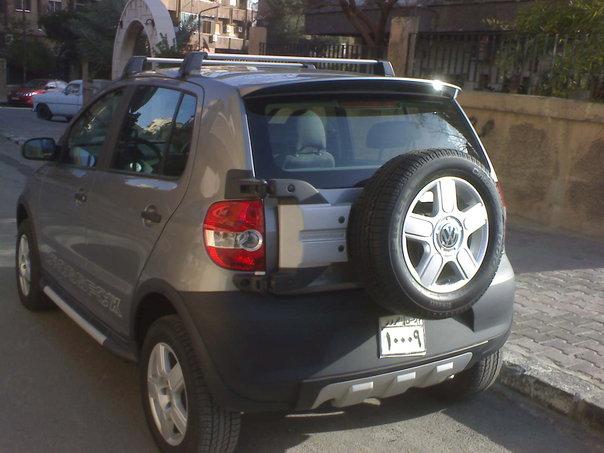 Picture of 2007 Volkswagen CrossFox, exterior