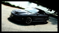 2001 Pontiac Firebird Base, 2001 Pontiac Firebird 2 Dr STD Hatchback picture, exterior