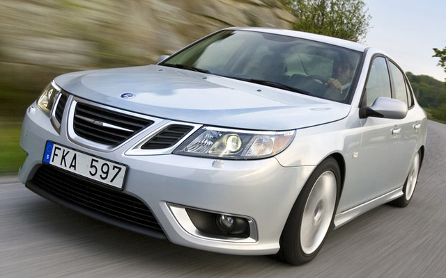 Picture of 2009 Saab 9-3, exterior, gallery_worthy