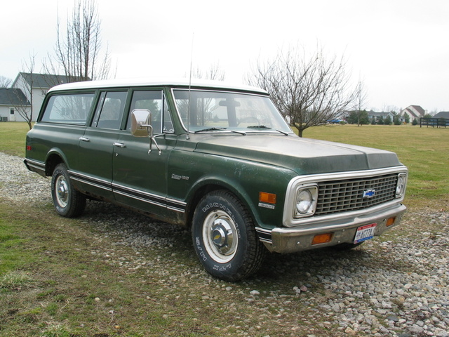 Picture of 1972 Chevrolet Suburban, exterior, gallery_worthy