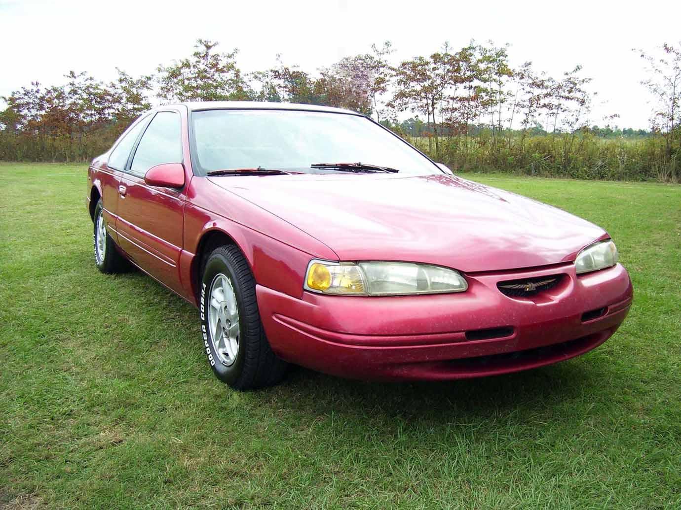 1996 Ford Thunderbird Pictures Cargurus