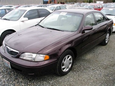 Exceptional 2000 Mazda 626