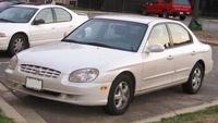 1998 Hyundai Sonata picture, exterior