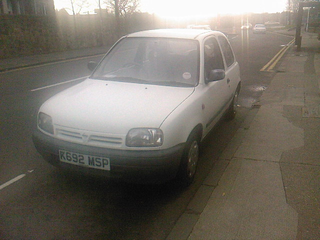 Picture of 1992 Nissan Micra