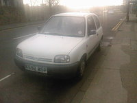 1992 Nissan Micra Overview