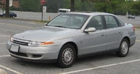 2000 Saturn L-Series 4 Dr LS Sedan picture, exterior