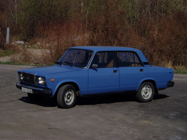 Picture of 1990 Lada Riva, exterior, gallery_worthy
