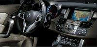 2010 Acura RDX, dashboard, interior, manufacturer