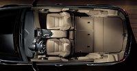 2010 Acura RDX, Aerial view, interior, manufacturer