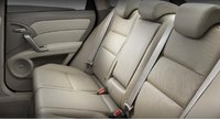2010 Acura RDX, back seats , interior, manufacturer