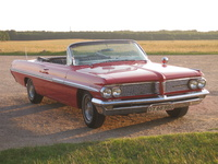 1962 Pontiac Bonneville, Isn't she a beauty?, exterior