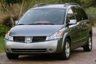 Nissan on 2005 Nissan Quest   Overview   Cargurus